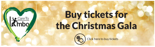 Buy tickets for the Christmas Gala infographic